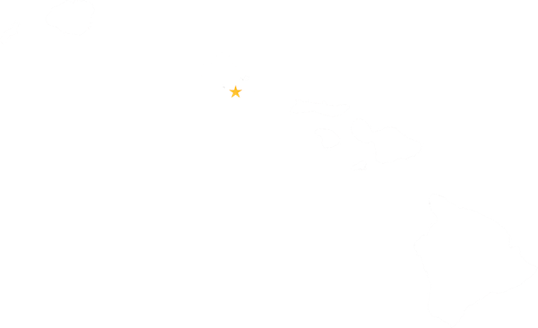 Ship Repair Association of Hawaii, Map of Hawaii, SRAH